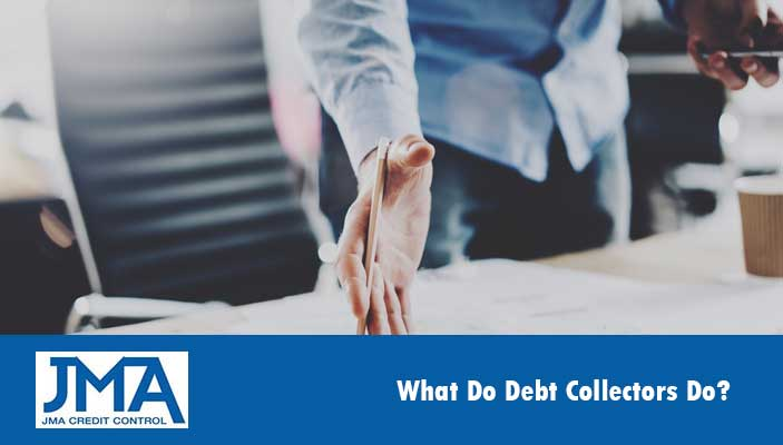 what-do-debt-collectors-do