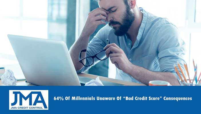 millennials-unaware-of-bad-credit-score-consequences
