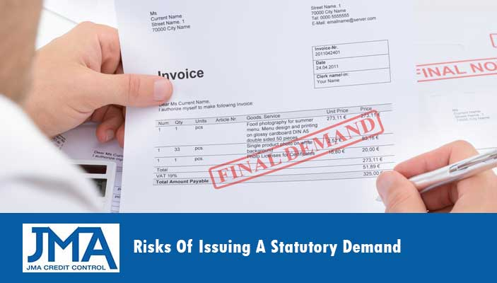 risks-of-issuing-a-statutory-demand