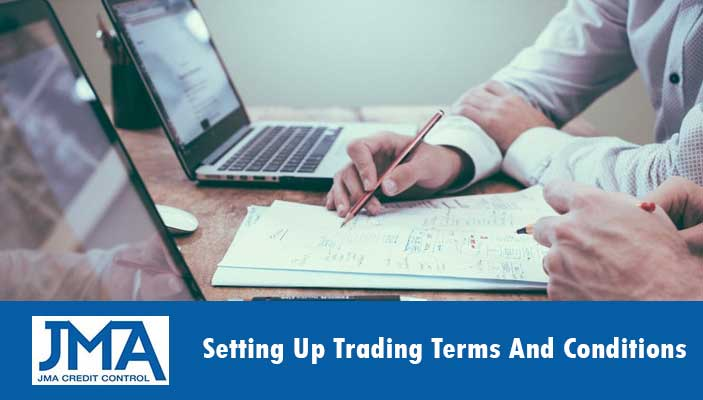 Setting Up Trading Terms And Conditions