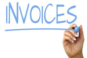 Make sure you send invoices in a timely manner