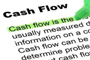 Cash Flow For JMA